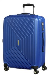 American Tourister Harde reistrolley Air Force 1 Spinner EXP insignia blue 66 cm-Rechterzijde