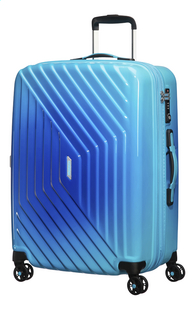 American Tourister Harde reistrolley Air Force 1 Spinner EXP gradient blue 66 cm-Rechterzijde