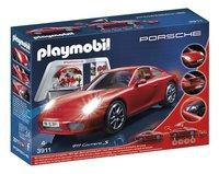 Playmobil Porsche 3911 Porsche 911 Carrera S-Linkerzijde