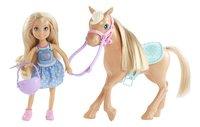 Barbie speelset Club Chelsea: Chelsea & Pony-commercieel beeld