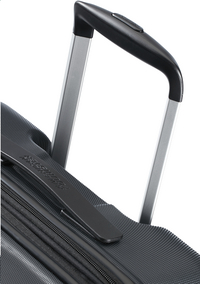American Tourister valise rigide Tracklite Spinner Dark Slate 67 cm-Vue du haut