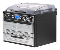 Denver microchaîne avec tourne-disque MRD-165-Côté droit
