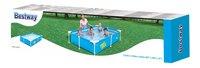 Bestway piscine pour enfants My First Frame bleu-Avant
