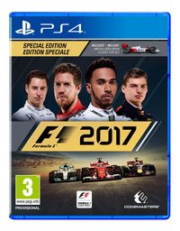 PS4 F1 2017 Special Edition ENG/FR