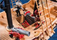 PLAYMOBIL Pirates 6678 Bateau Pirates des ténèbres-Détail de l'article