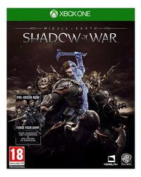 XBOX One Middle-Earth Shadow of War ENG/FR