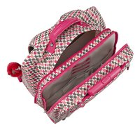 Kipling cartable à roulettes Clas Dallin Latin Mix Pink 42,5 cm-Détail de l'article