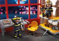 Playmobil City Action 5361 Brandweerkazerne met sirene-Afbeelding 2