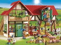Playmobil Country 6120 Grande ferme-Image 1