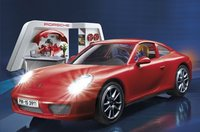 Playmobil Porsche 3911 Porsche 911 Carrera S-Afbeelding 1