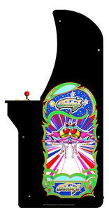Arcade1Up Console Galaga Arcade Cabinet-Côté droit