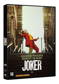 Dvd Joker-Linkerzijde