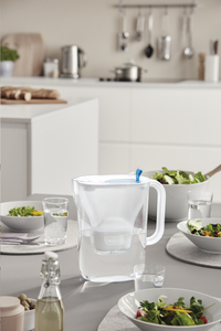 Brita Waterfilter Style fill & enjoy cool blue 2,4 l-Afbeelding 3