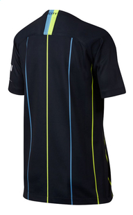 Nike maillot de football Manchester City Kids noir S-Arrière