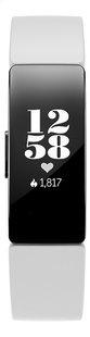 Fitbit capteur d'activité Inspire HR blanc-Avant