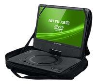 Muse draagbare dvd-speler M-1070 DP 10.1 inch zwart-Artikeldetail