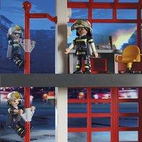 Playmobil City Action 5361 Brandweerkazerne met sirene-Afbeelding 3