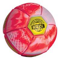 Goliath Frisbee Phlat Ball Swirl jr. Ø 14 cm rood-Linkerzijde