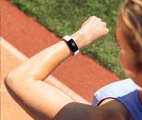 Fitbit capteur d'activité Inspire HR blanc-Image 1