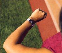 Fitbit capteur d'activité Inspire HR lilas-Image 1