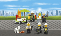 LEGO City 60110 Brandweerkazerne-Afbeelding 3