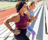 Fitbit capteur d'activité Inspire HR lilas-Image 2