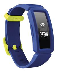 Fitbit capteur d'activité Ace 2 Kids bleu foncé-Côté gauche
