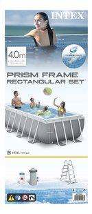 Intex piscine Prism Frame Pool 4 x 2 m-Avant