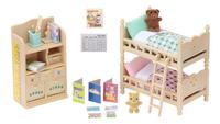 Sylvanian Families 4254 - Meubles chambre d'enfant-commercieel beeld