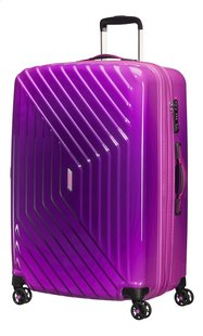 American Tourister Harde reistrolley Air Force 1 Spinner EXP gradient pink 76 cm