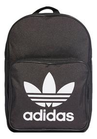 Adidas rugzak Original Classic Trefoil zwart-Vooraanzicht