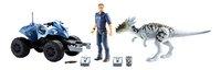 Jurassic World speelset Off-Road Tracker ATV-Artikeldetail