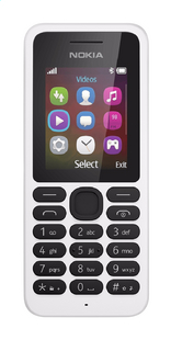 Nokia GSM 130 wit