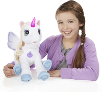 FurReal Friends peluche interactive StarLily My Magical Unicorn FR-Afbeelding 2