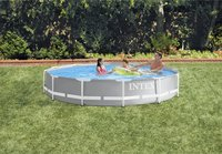 Intex zwembad Prism Frame Pool Ø 3,66 x H 0,76 m-Afbeelding 1
