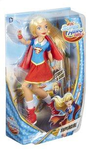 DC Super Hero Girls mannequinpop Supergirl-Linkerzijde