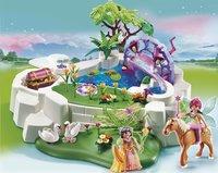Playmobil Princess 5475 Mare de cristal avec fée-Image 1