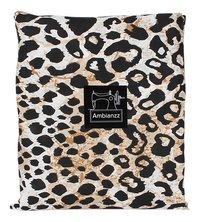 Ambianzz Dekbedovertrek Leopard Skin naturel katoen-Artikeldetail