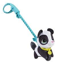 FurReal Knuffel Walkalots Lil' Wags Panda-commercieel beeld