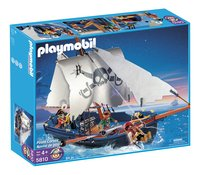 Playmobil Pirates 5810 Navire de pirate
