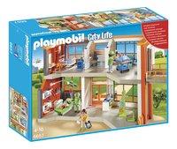 Playmobil City Life 6657 Compleet ingericht kinderziekenhuis-Vooraanzicht