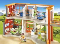 PLAYMOBIL City Life 6657 Compleet ingericht kinderziekenhuis-Afbeelding 1