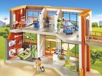 PLAYMOBIL City Life 6657 Hôpital pédiatrique aménagé-Image 1