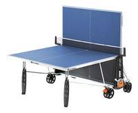 Cornilleau table de ping-pong 250 S Crossover pour l'extérieur bleu-Image 1