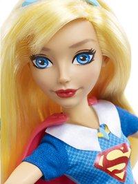 DC Super Hero Girls mannequinpop Supergirl-Artikeldetail