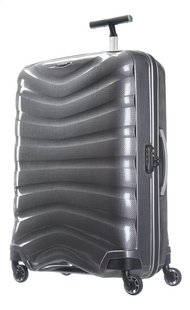 Samsonite Harde reistrolley Firelite Spinner grey 75 cm