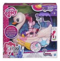 Mon Petit Poney set de jeu Explore Equestria Bateau-cygne-Avant