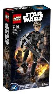 LEGO Star Wars 75119 Sergeant Jyn Erso-Vooraanzicht