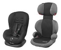 Maxi-Cosi Autostoel Priori SPS Groep 1 + Rodi SPS Groep 2/3 slate black-Vooraanzicht