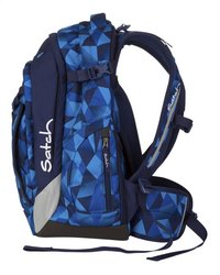 Satch sac à dos Match Ergo Blue Crush-Côté droit
